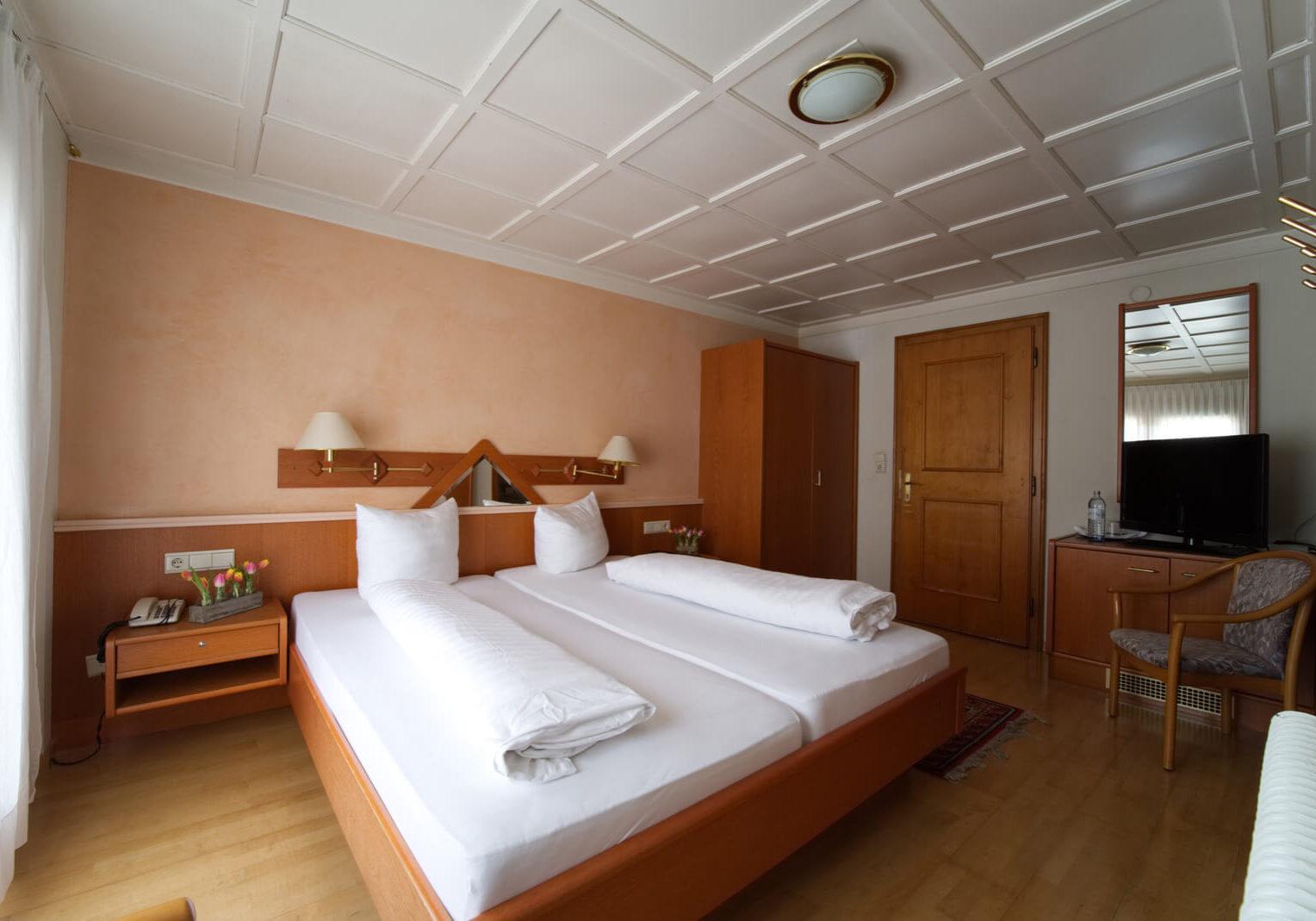 Hotel Auhof Schruns Doppelzimmer