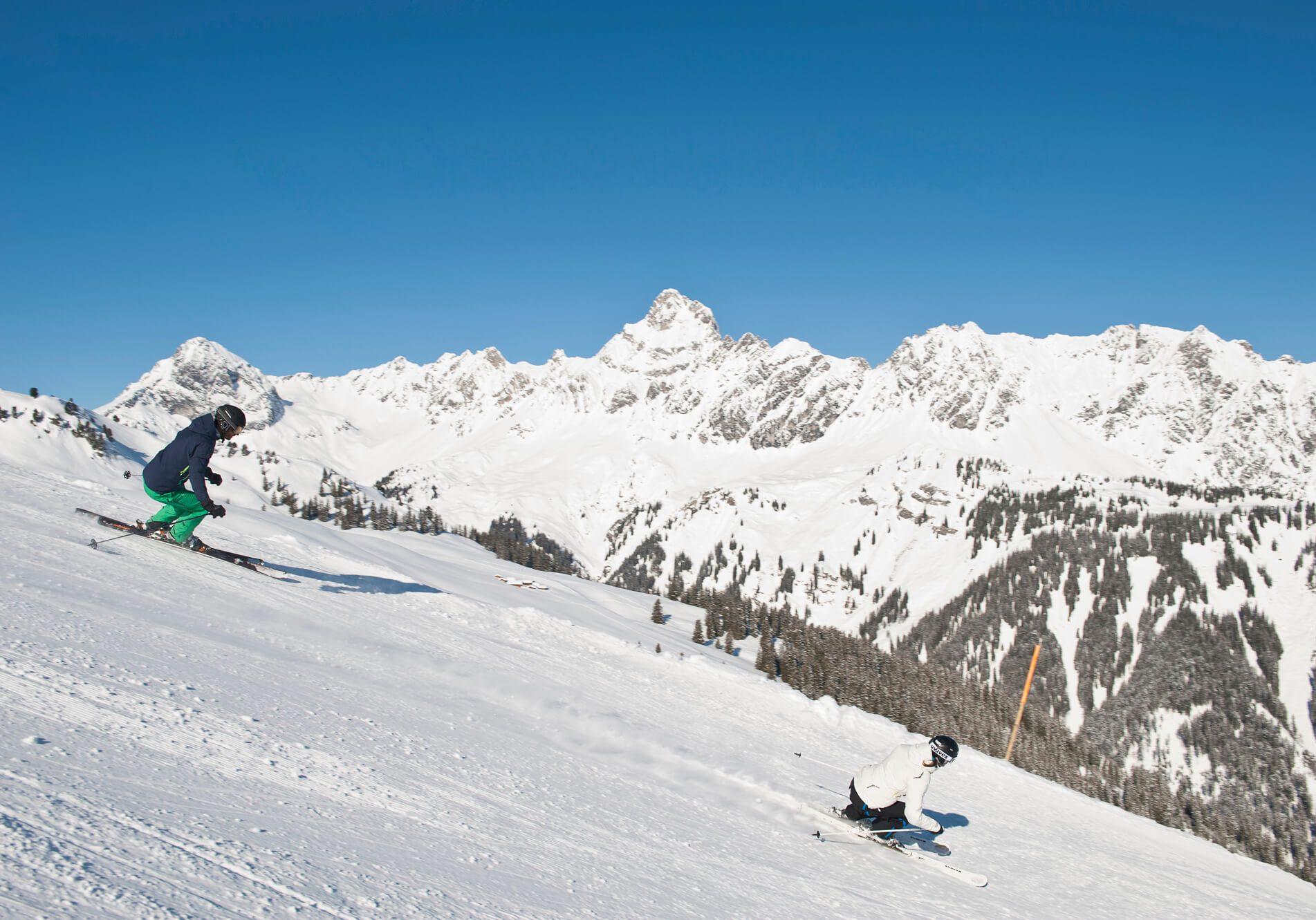 hotel-auhof-schruns-montafon-winter-skifahren
